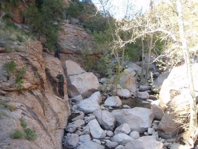 Gaan Canyon 007