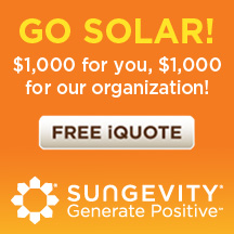 Sungevity October Banner