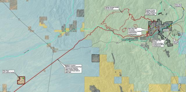 Rio Tinto Mine Plan Overview